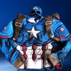 Men's Marvell Captain America Civil War Costume